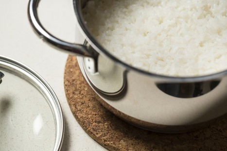 Scientists have discovered a simple way to cook rice that dramatically cuts the calories | Vertical Farm - Food Factory | Scoop.it