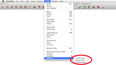 SketchUp Utilities Tools Review | SketchUp Library | Scoop.it