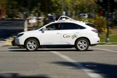 Google commence à construire ses voitures sans conducteur | Étonnant ! | Scoop.it