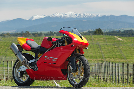 2009 595 Supermono Strada | Phil Aynsley Photography | Ductalk Ducati News | Scoop.it
