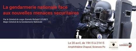 La gendarmerie nationale face aux nouvelles menaces sécuritaires | Intelligence stratégique et économique | Scoop.it