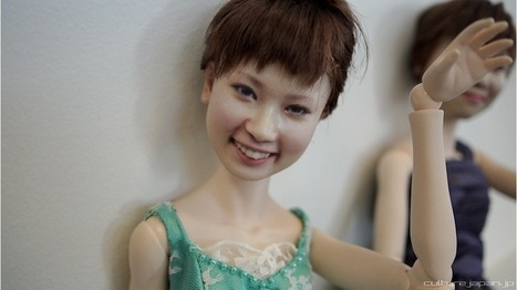 Human Doll Cloning is So Hot right now in Japan. #cyborgs   Cyborgs_Transhumanism   Scoop.it