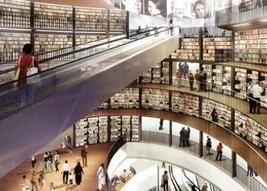 Francine Houben over de bibliotheek van de toekomst - nieuws - nieuws - de Architect | Kijken hoe dit gaat | Scoop.it