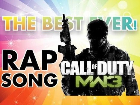 Modern Warfare 3 Rap Song by BrySi (Musical Machinima) : Hip Hop Music Blog | MyCinema | Scoop.it