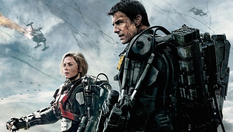 Edge Of Tomorrow Is The Movie Other Action Movies Wish They Could Be - io9 | Machinimania | Scoop.it