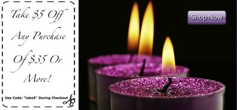 soy candles, beeswax candles | Joshua18cm | Scoop.it