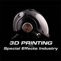 Legacy Effects - Interview with Jason Lopes - 3D Printing Industry | The state of STEM | Scoop.it