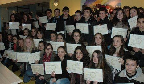 Brevets des collèges : diplômes remis à Célestin-Sourèzes | e-revue de presse sourezes | Scoop.it