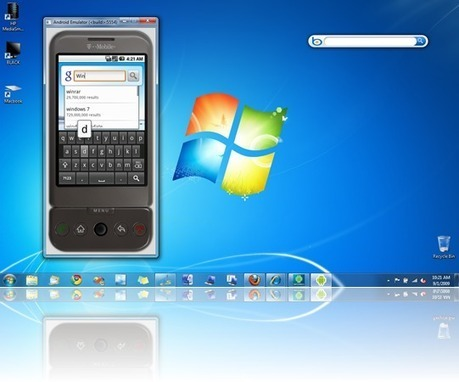 Android Emulator for Windows | Redmond Pie | Android tools and news | Scoop.it