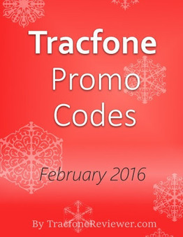 TracfoneReviewer: Tracfone Promo Codes for February 2016 | Tracfone Reviews and Promo Codes | Scoop.it