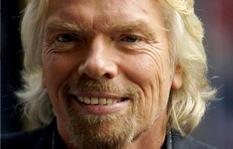 Richard Branson on Smiling as a Competitive Advantage | L&D@ACC | Scoop.it