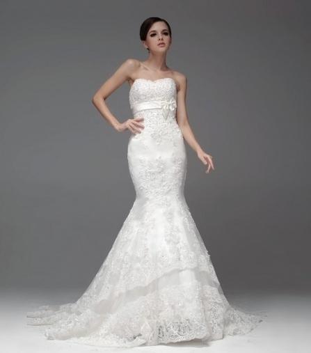 Come scegliere l'abito da sposa in base al fisico | Tres Jolie Eventi | Scoop.it
