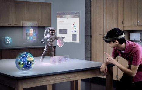 Microsoft ya abre las puertas a Hololens para desarrolladores | tools-ed | Scoop.it