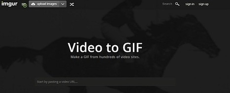 How To Create GIFs For Presentations Using Imgur GIF Creator | Business & Productivity Tools | Scoop.it