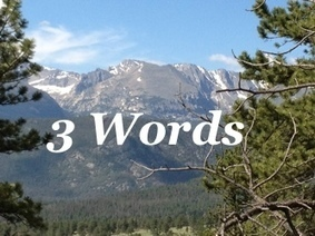 3 Words That Can Change Your Life - A Daily Practice | Lead With Giants Scoops | Scoop.it