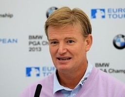 Ernie Els: Can 'play ball' without long putter - Politics Balla | Politics Daily News | Scoop.it