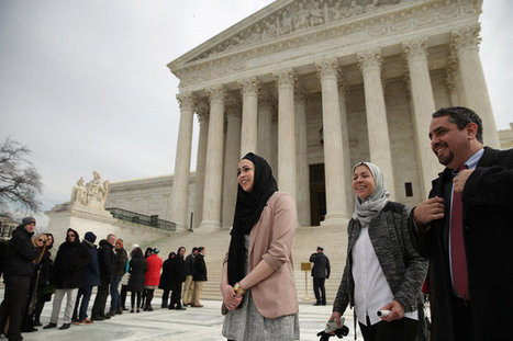 Muslim Woman Denied Job Over Head Scarf Wins in Supreme Court | Civil Liberty Readings | Scoop.it