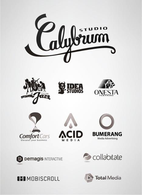 10+1 Logos from Calybrum Studio » Design You Trust – Design ...   timms brand design   Scoop.it