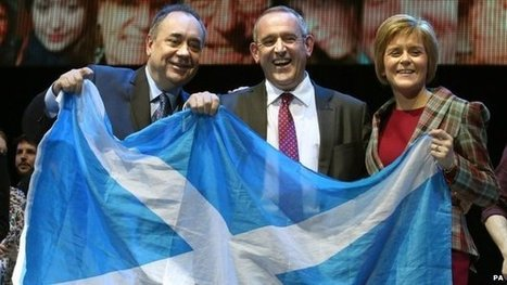 SNP 'right to talk' about influencing future UK government - BBC News | My Scotland | Scoop.it