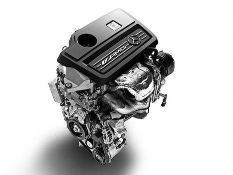 Este es el motor del Mercedes A45 AMG y así es su tracción 4Matic | Tuning, motor, car audio | Scoop.it