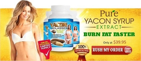 Yacon Molasses | Unleash the Slimness in You | Yacon Molasses Review | Scoop.it