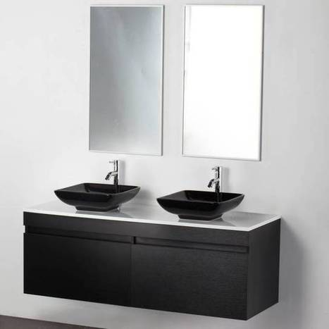 Vanity Cabinets Online – Redesign Your Bathroom with Modern and Stylish Accessories | Baths Vanities | Scoop.it
