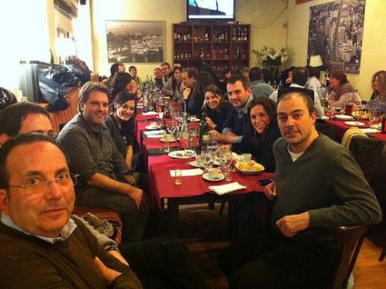 Sopar de periodistes del Maresme - Saül Gordillo | Maresme Barcelona Catalunya | Scoop.it