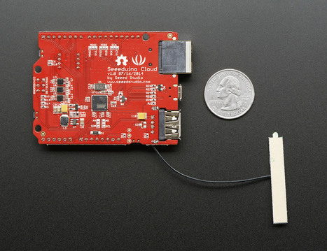Seeeduino Cloud - Compatible with Arduino Yun | Raspberry Pi | Scoop.it