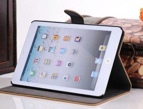 iPad Mini cases : Tan leather iPad mini case | Apple iPhone and iPad news | Scoop.it