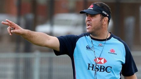 Michael Cheika is the new coach of the Wallabies | websites | Scoop.it
