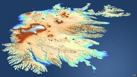 Mapping Earth's surface in 3D | Nuevas Geografías | Scoop.it