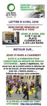 LYON-TURIN : INAUGURONS D'AUTRES PRIORITES - Les Amis de la Terre | TRANSITURUM | Scoop.it