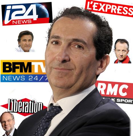 Bientôt une émission politique commune pour les médias de Patrick Drahi? | DocPresseESJ | Scoop.it