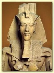 Akhenaten, heretic King of the 18th Dynasty. | Ancient History- New Horizons | Scoop.it