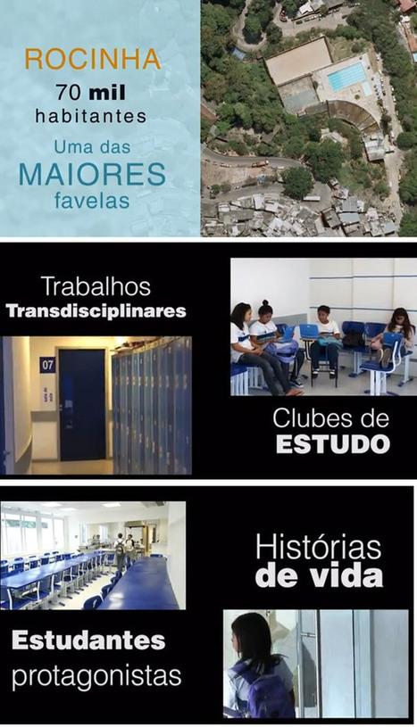 Rio inaugura escola pública sem salas, turmas ou séries | Educação a Distância e Tecnologia Educacional | Scoop.it