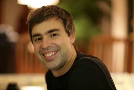 Google CEO Larry Page talks Apple, Android monetization and an eventual Motorola Nexus device | Mobile Media Coverage | Scoop.it