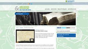 Archives 92, de nouveaux registres en ligne pour le département des Hauts de Seine. | Archivesenlignes | Archives de la Rochelle, les recensements de populations 1801 1911 sont en ligne. | Scoop.it
