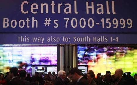CES 2014 to focus on connected devices - The Times of India | Connected Device | Scoop.it