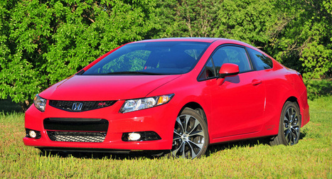 Review: 2013 Honda Civic Si Coupe | Mark Lane | Scoop.it