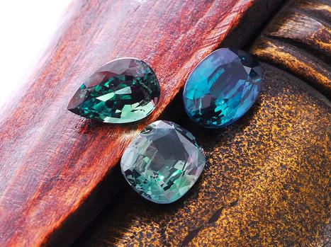 Colors of Natural Alexandrite   Gemstones Trends   Scoop.it
