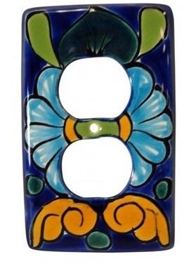Beautiful Talavera Single Outlet | Pottery | Scoop.it