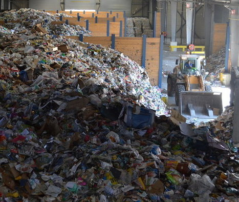 Marseille : la ville veut valoriser ses déchets | Divers | Scoop.it
