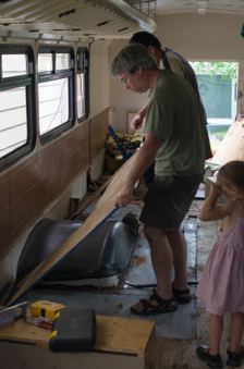 More Flooring out… » a hippie with a minivan   Ideas About Flooring Types   Scoop.it