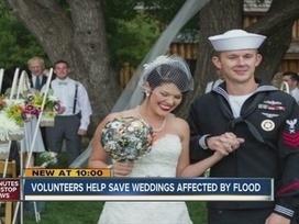 Facebook page saves Colorado flood victims' weddings - KERO-TV 23 | Wedding Ideas | Scoop.it