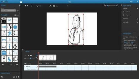 Moovly: genial utilidad web para crear presentaciones, banners y vídeo | Herramientas Web 2.0 | Scoop.it