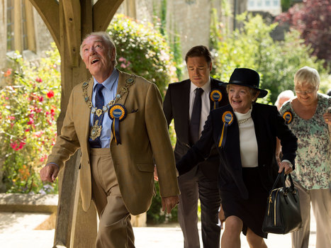 BBC Confirms 'The Casual Vacancy' Miniseries Premiere in February, Releases New Stills | Books | Scoop.it