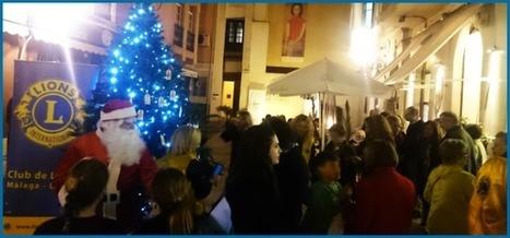 Con el árbol de la ilusión los empresarios de Málaga muestran su cara más solidaria | Marketing | Scoop.it