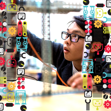 15 Tech Toys Turn Play into Learning - Intel iQ | Enhancing Students 21st Century Thinking Skills | Scoop.it