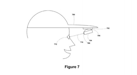 Google patents Google Glass screen that attaches to your hat | Wearable Tech and the Internet of Things (Iot) | Scoop.it