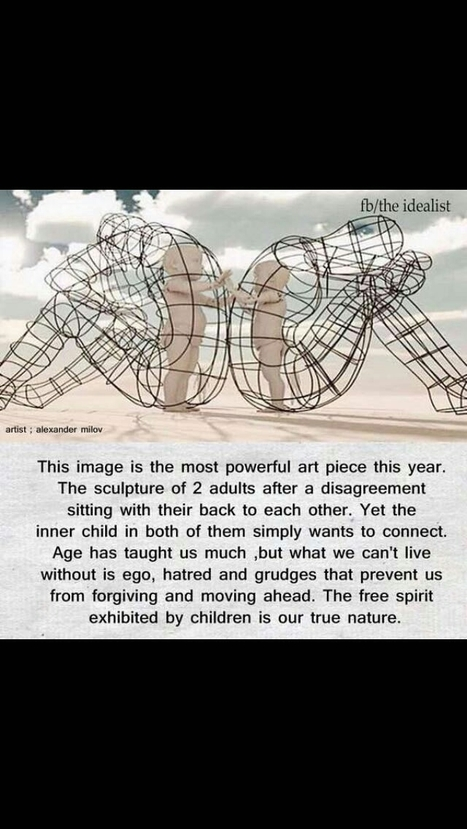 Our inner child | Mindfulness... Mindful or Mind full? | Scoop.it